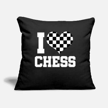 Chess Chess Chess Chess - Throw Pillow Cover