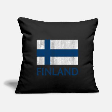 Scandinavia Finland Scandinavia - Throw Pillow Cover