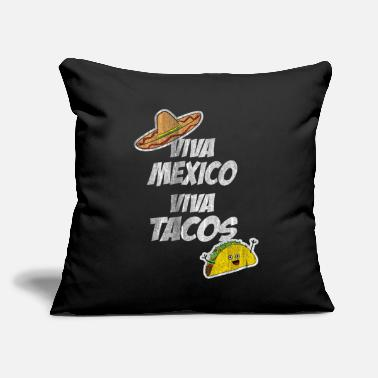 Cuisine Mexico Cuisine - Throw Pillow Cover