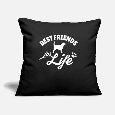 "Sayings Graphic Otterhound Witty Dog Owner Saying - Throw Pillow Cover 18"" x 18"""