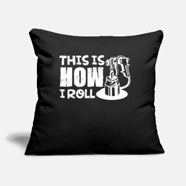 Painter Painter - Throw Pillow Cover