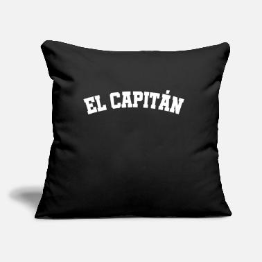Spanish Captain Spanish - Throw Pillow Cover