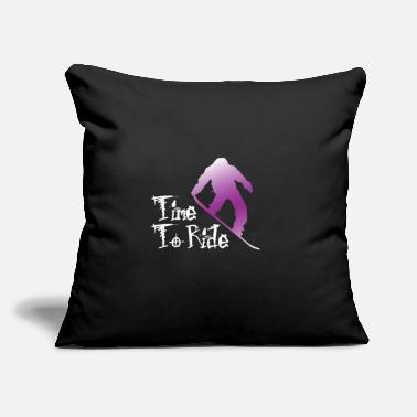 Snowboard Snowboarder Snowboarder Snowboarder Snowboarder - Throw Pillow Cover