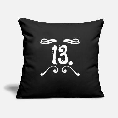 "Superstition Superstition - Throw Pillow Cover 18"" x 18"""