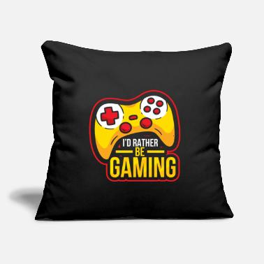 "Game 0 - Throw Pillow Cover 18"" x 18"""
