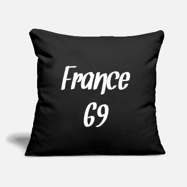 "Sex Sex - Throw Pillow Cover 18"" x 18"""