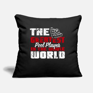 "Pool Pool - Throw Pillow Cover 18"" x 18"""