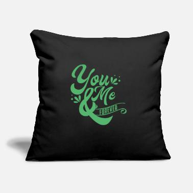"Valentine's Day Valentines Day Valentines Day Valentines Day - Throw Pillow Cover 18"" x 18"""