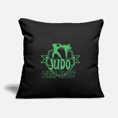 "Judo Judo Judo Judo Judo - Throw Pillow Cover 18"" x 18"""