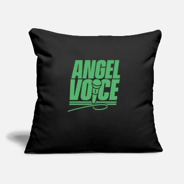 "Chant Choir Singing Singer Chant Chanting - Throw Pillow Cover 18"" x 18"""