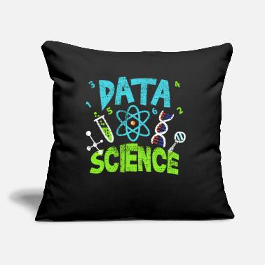 "Data Science Data Science - Throw Pillow Cover 18"" x 18"""