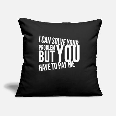 "Rounders All-rounder I can do everything - Throw Pillow Cover 18"" x 18"""