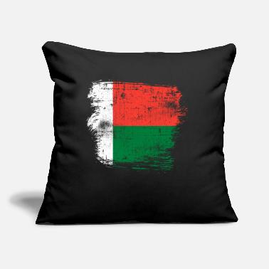 "Madagascar Madagascar - Throw Pillow Cover 18"" x 18"""