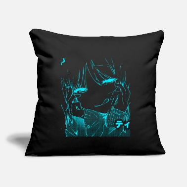 "Ahegao Ahegao - Throw Pillow Cover 18"" x 18"""