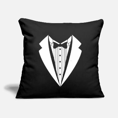 "Suits suit - Throw Pillow Cover 18"" x 18"""