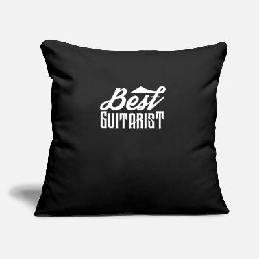"Guitarist Guitarist Guitarist Guitarist Guitarist - Throw Pillow Cover 18"" x 18"""