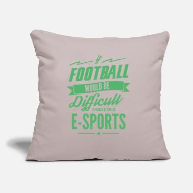 "Pc PC Game - Throw Pillow Cover 18"" x 18"""