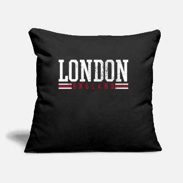 "England London United Kingdom - Throw Pillow Cover 18"" x 18"""