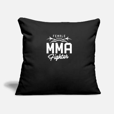 "Mixed Martial Arts Mixed Martial Arts - Throw Pillow Cover 18"" x 18"""