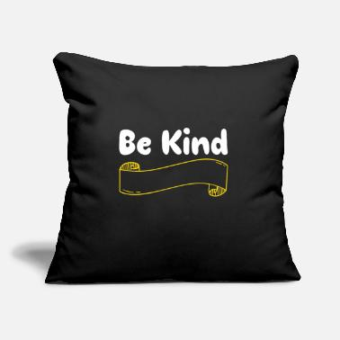 "Anti Bully Be Kind Anti Bullying - Throw Pillow Cover 18"" x 18"""