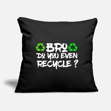 "Nature Conservation nature conservation - Throw Pillow Cover 18"" x 18"""
