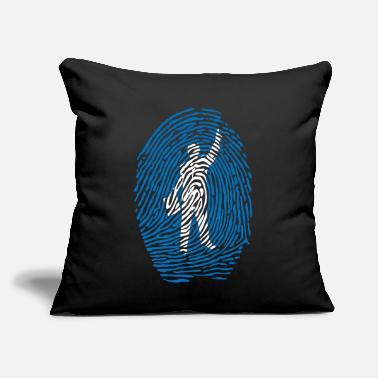 "Creator In My Dna Inventor Shirt - Throw Pillow Cover 18"" x 18"""
