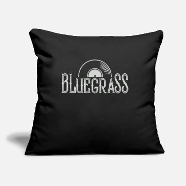 "Bluegrass Bluegrass - Throw Pillow Cover 18"" x 18"""