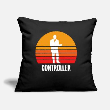 "Controllers The Controller - Throw Pillow Cover 18"" x 18"""
