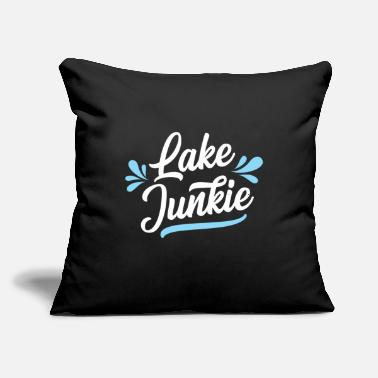 "Water Sports Water Sports - Throw Pillow Cover 18"" x 18"""