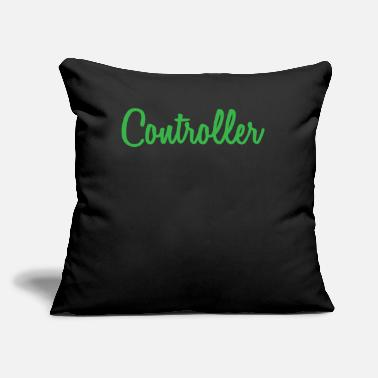 "Controllers controller - Throw Pillow Cover 18"" x 18"""