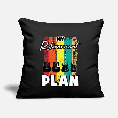 "Guitarist Guitarist Gifts - Guitarist - Throw Pillow Cover 18"" x 18"""
