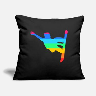 Boarders boarder - Throw Pillow Cover