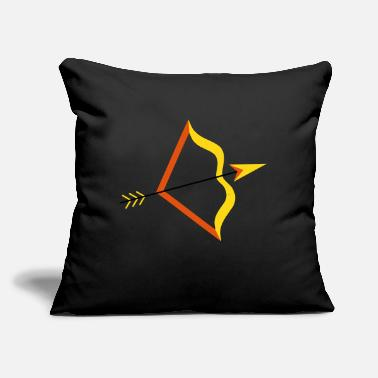 "Archer the archer - Throw Pillow Cover 18"" x 18"""