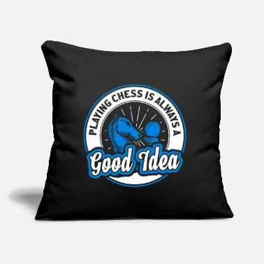 Chess Chess - Throw Pillow Cover