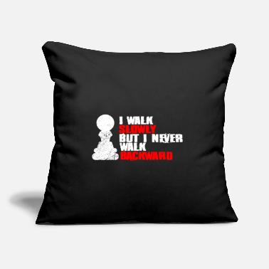 "Chess Chess - Throw Pillow Cover 18"" x 18"""