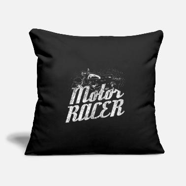 "Motorcycle Motorcycle - Throw Pillow Cover 18"" x 18"""