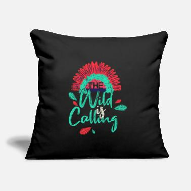 "Saying Saying - Throw Pillow Cover 18"" x 18"""