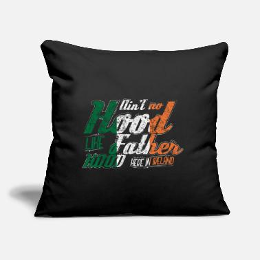 "Ireland Father's Day Ireland Gift - Throw Pillow Cover 18"" x 18"""