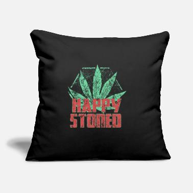 "Smoke Weed Weed - Throw Pillow Cover 18"" x 18"""