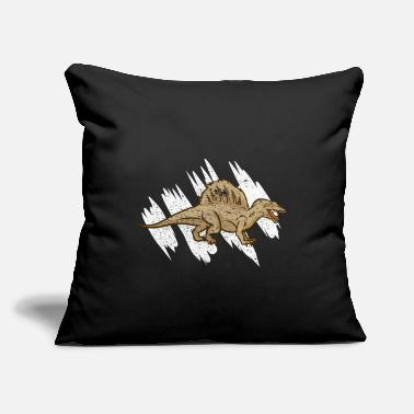 "Primeval Times Spinosaurus Primeval Times Dino - Throw Pillow Cover 18"" x 18"""