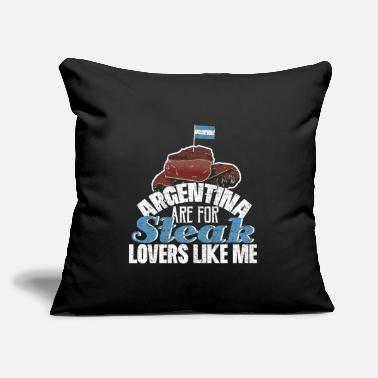"Republic Argentina argentine - Throw Pillow Cover 18"" x 18"""