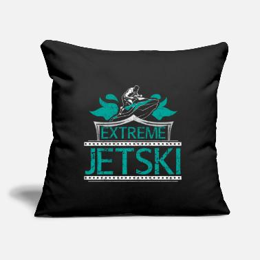 "Thailand Jet-ski Sports - Throw Pillow Cover 18"" x 18"""