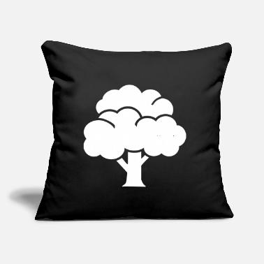 "Tree Tree - Throw Pillow Cover 18"" x 18"""