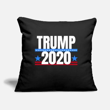 "Twenty-three Trump Twenty - Throw Pillow Cover 18"" x 18"""