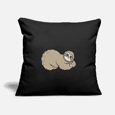 "Sloths Sloth - Throw Pillow Cover 18"" x 18"""