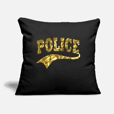 Police Police - Throw Pillow Cover