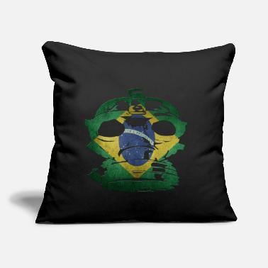 Record Champion Brazil - Throw Pillow Cover