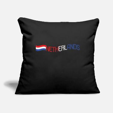 Netherlands Netherlands - Throw Pillow Cover