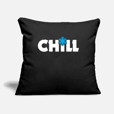 Chill Chill - Throw Pillow Cover