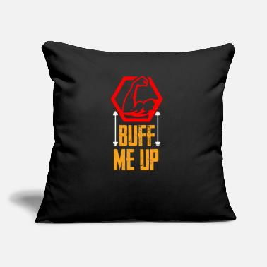 "Training Training - Throw Pillow Cover 18"" x 18"""